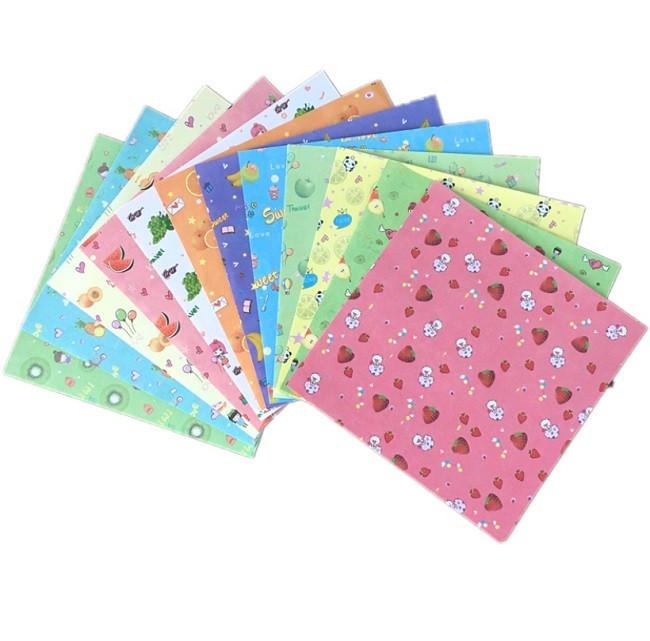 цветная бумага для оригами купить