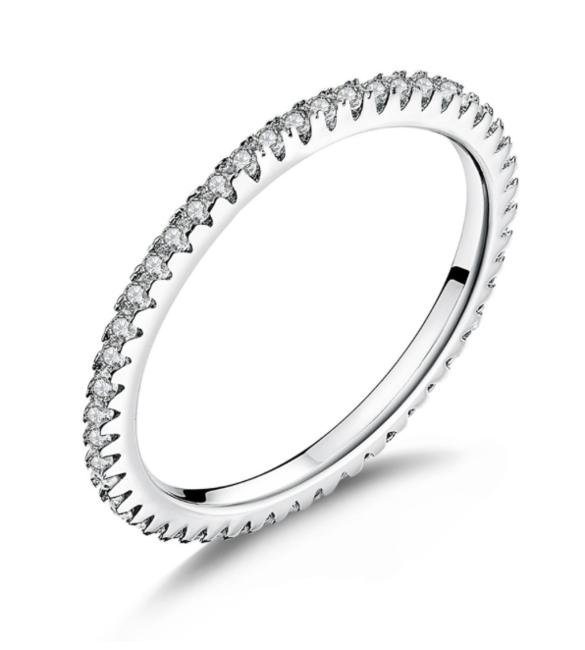 купить кольцо серебро
