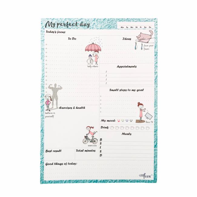 ежедневник для ребенка