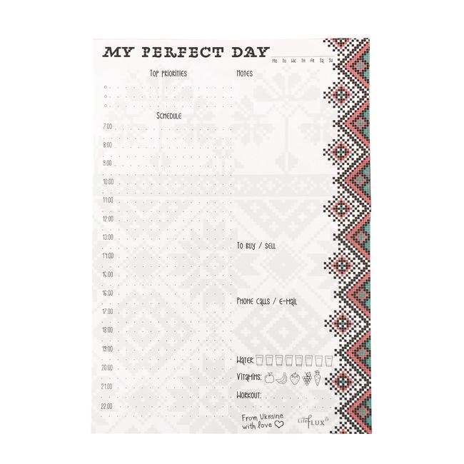 вышиванка ежедневник