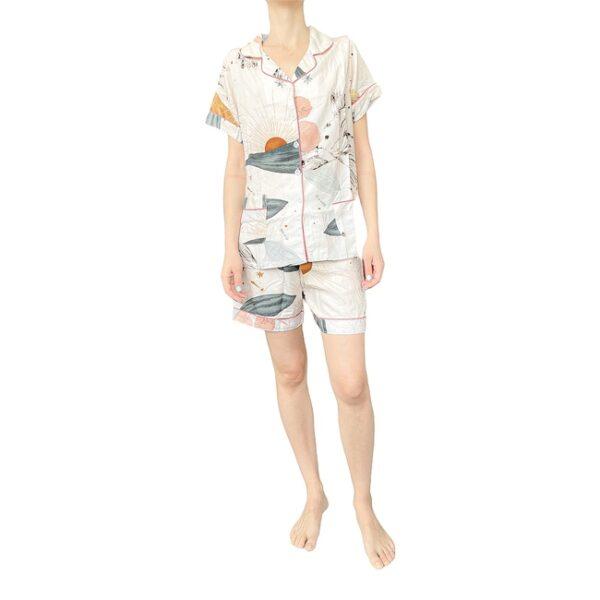 купить пижама костюм с шортами