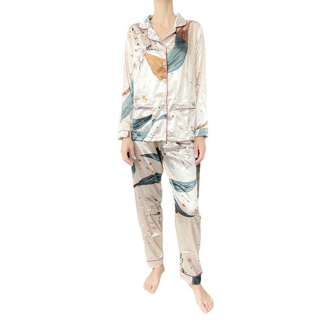 купить пижама с рубашкой и штанами