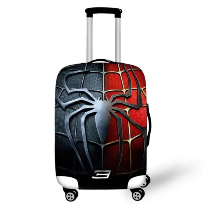 купить чехол на чемодан человек паук