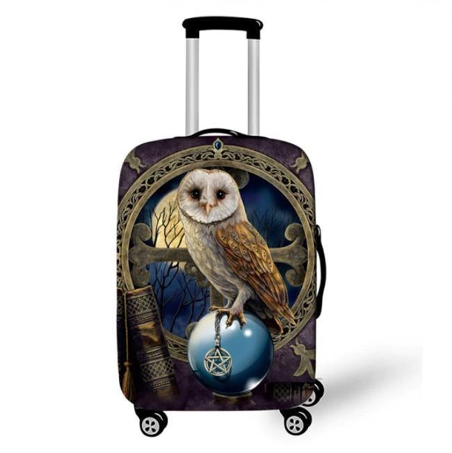 купить чехол для чемодана букля