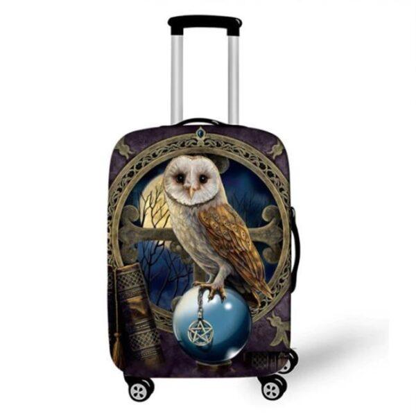 купить чехол на чемодан букля