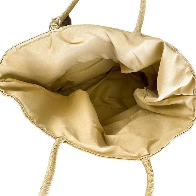сумка из ротанга